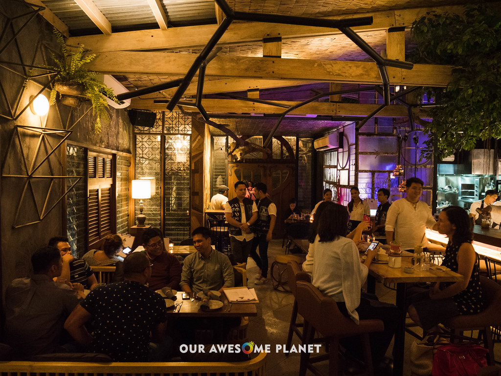 Agimat foraging bar and kitchen a review our awesome