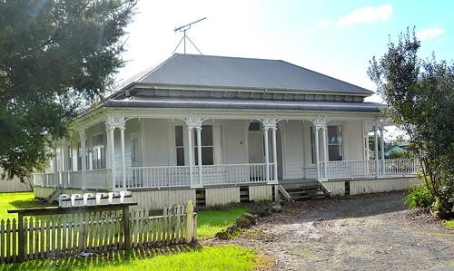 Old House at Parakai