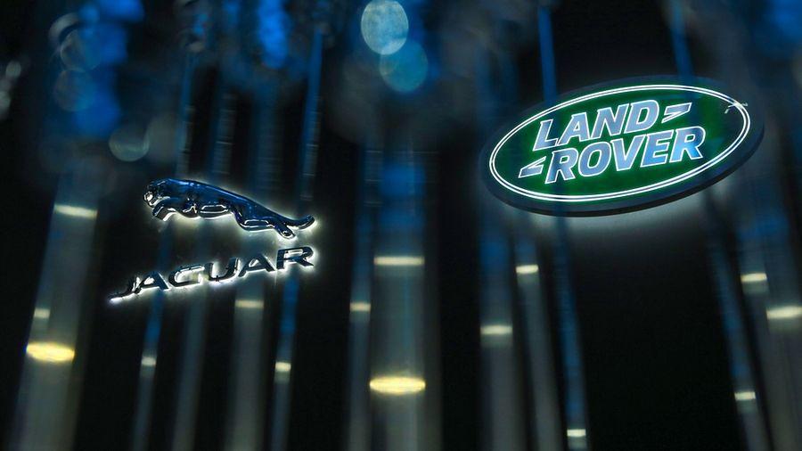 jaguar land rover scena