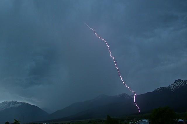 Lightning June 3, 2018