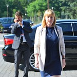 Informal Meeting of Ministers for Agriculture and Fisheries: Arrival