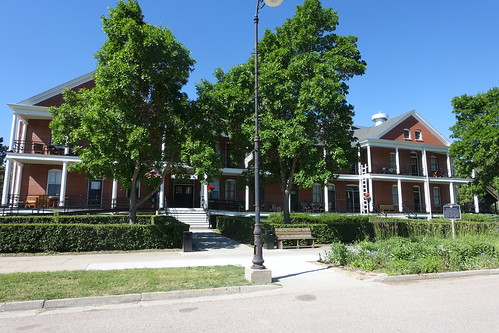 Barracks Building at Fort Robinson. From History Comes Alive: Eight Noteworthy Places to Stay