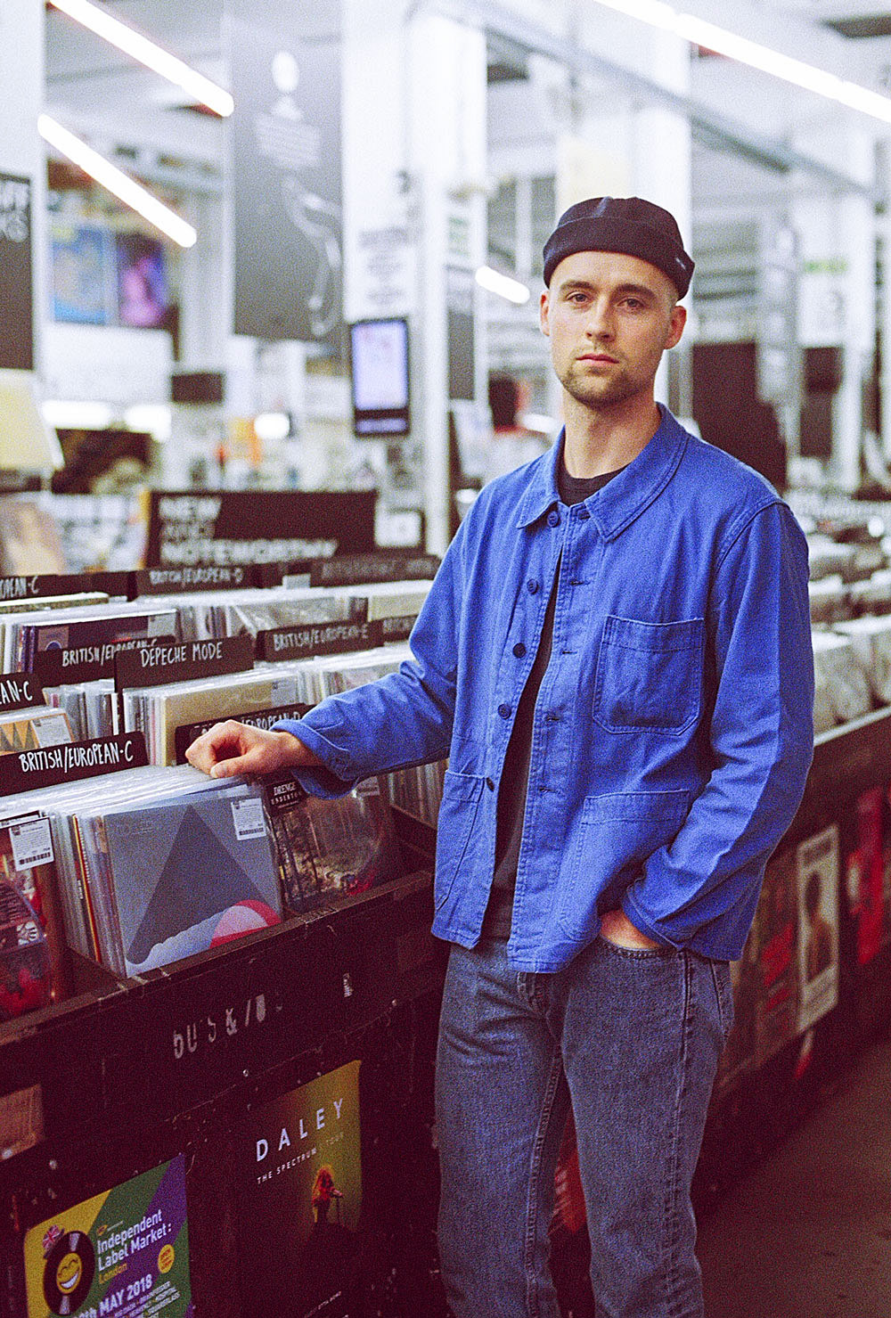 Record Shopping With... Haux