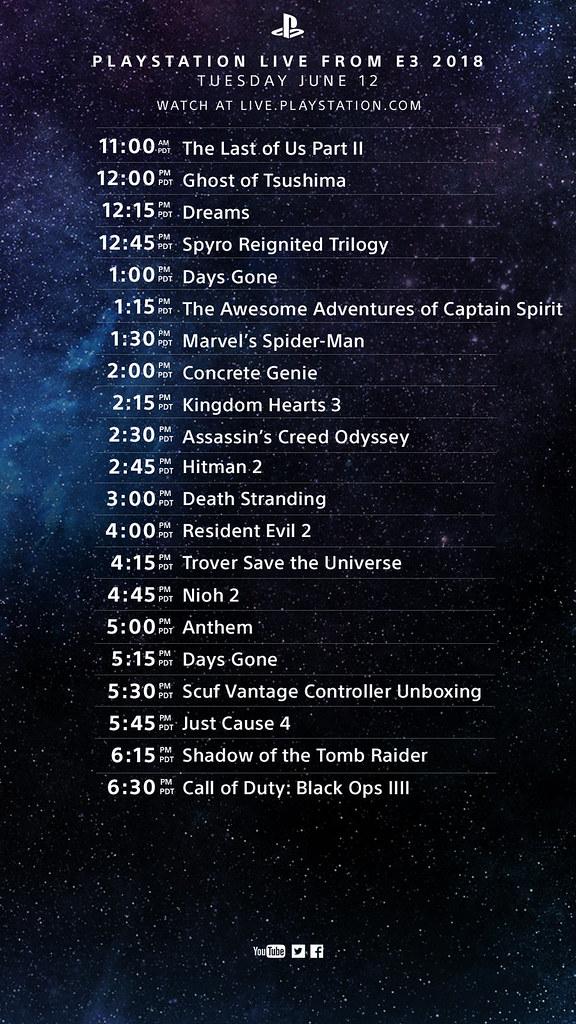 E318 Day 1 Schedule 9x16