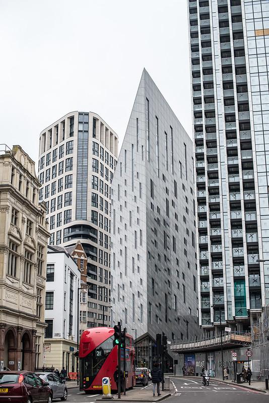 Londres en texturas