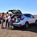 3. Llegando en coche al Antelope Canyon