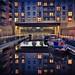 Leeds Dock by night