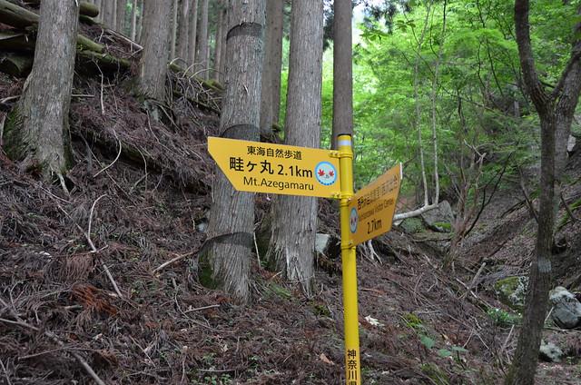Mt. Azegamaru, Nikon D7000, AF-S DX VR Zoom-Nikkor 18-200mm f/3.5-5.6G IF-ED [II]