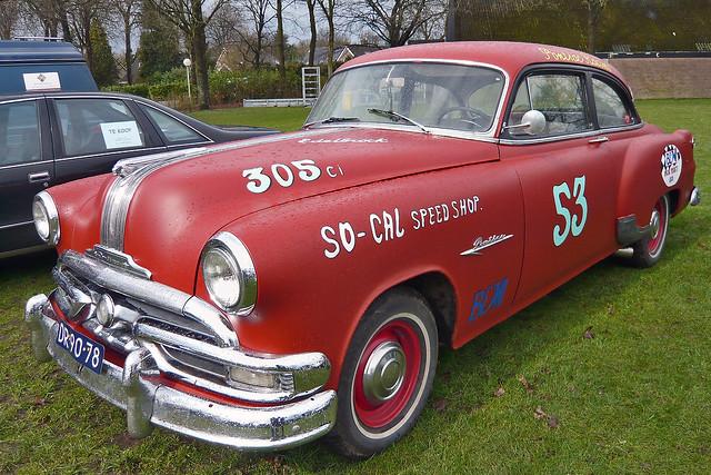 Pontiac Chieftain Sedan 1953 (1011743)