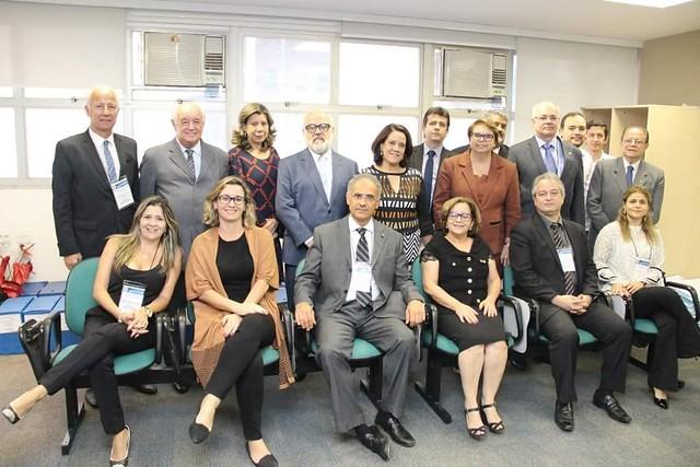 Posse dos Docentes do Curso de Ciências Contábeis no CRC/MG