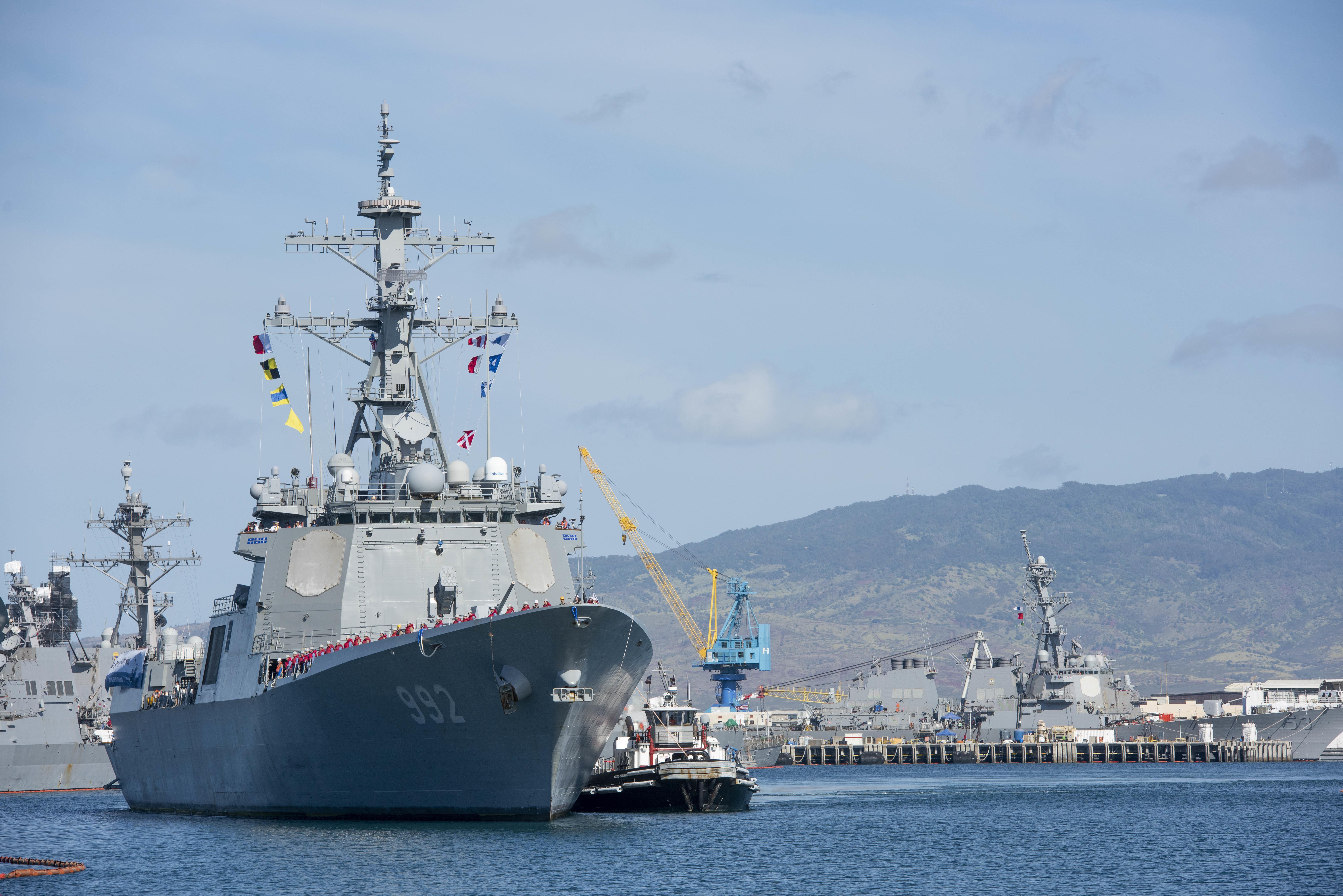 Republic of Korea Navy - Marine de la Corée du Sud - Page 4 41864393425_45aae59558_o