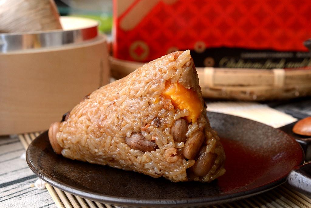 青葉台菜北部粽