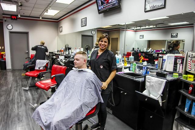 Mccs Yuma Barbershop