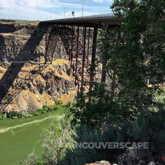 Twin Falls/I.B. Perrine Bridge