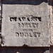 Chavasse Rowley near Dudley - I Brick in Blackheath Church wall circa 1800s?