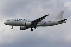A320 5B-DCY London Heathrow 15.06.18