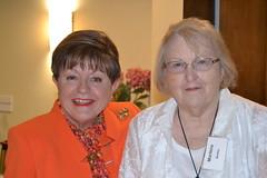 Diane Frye & Marlene Bireley