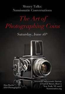 Art of Photographing Coins lecture