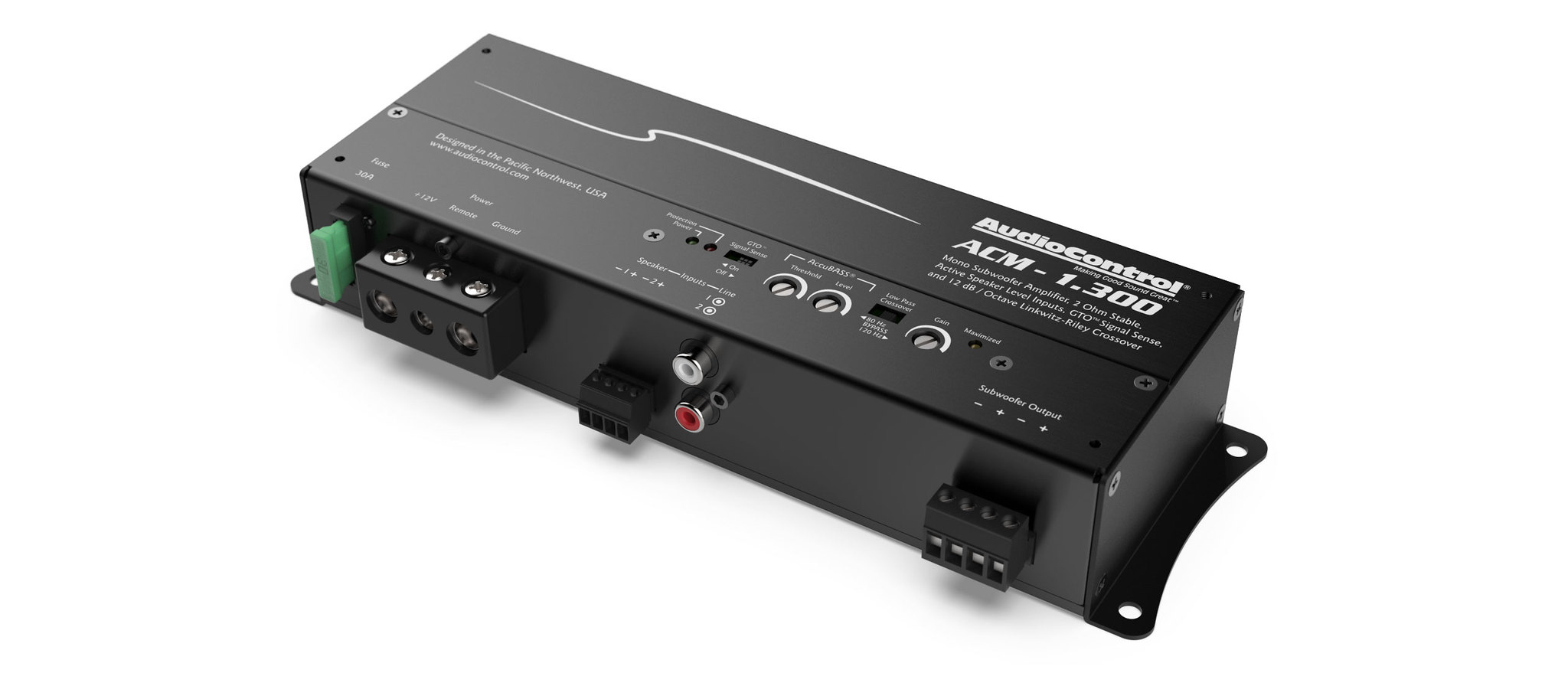 The Definitive Stereo And Subwoofer Upgrade Thread 2001 Civic Coupe Audio Sound System Circuit Diagram Factory Bass Correction This Thing Is Only 9 X 3 Perfect For A Rated 300 Watts At 2 Ohms