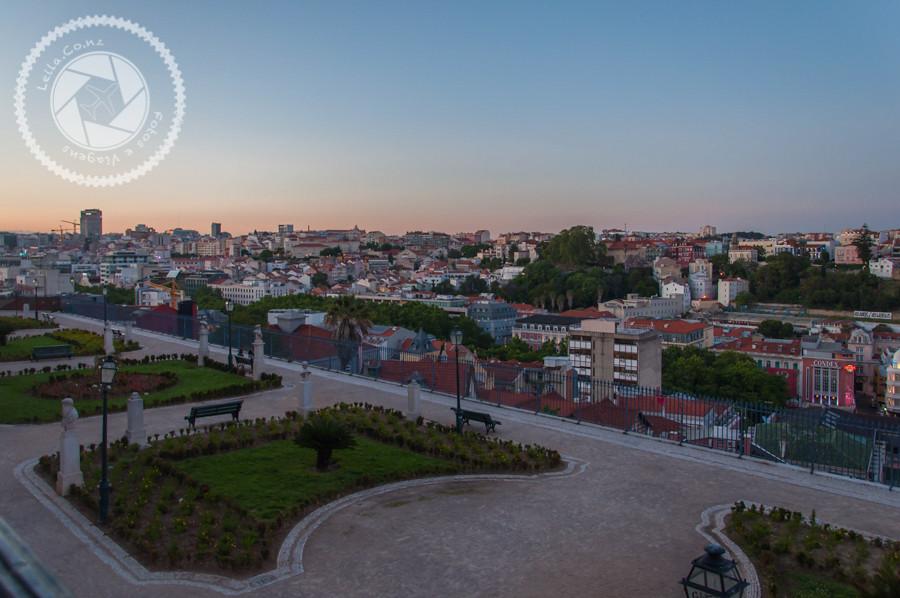PT/Lisboa - Miradouro São Pedro de Alcântara
