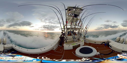 Sir'Reel Fishing Team Sunrise Key West, Florida by ah360