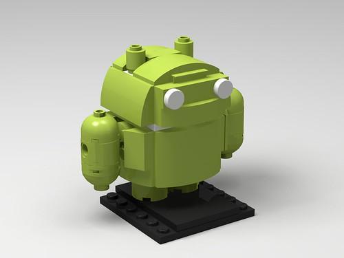 Google Android Droid Brickheadz