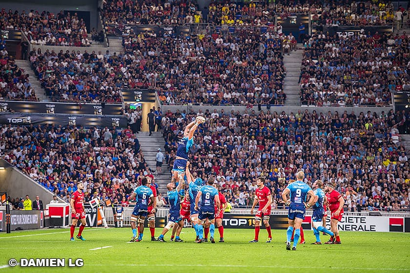 TOP 14 au Groupama Stadium