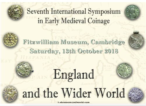 Fitzwilliam Medieval Coinage Symposium 2018