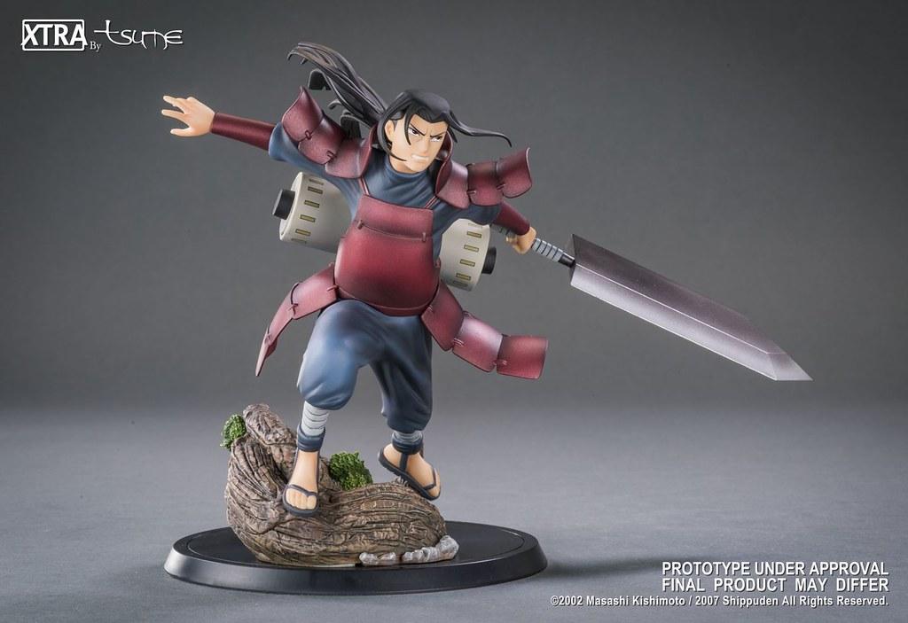 傳說中的「忍者之神」參戰!! Tsume-Art XTRA Figures《火影忍者疾風傳》千手柱間 Hashirama Senju