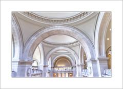 Arcos de El Gran Hall / Arches of The Great Hall