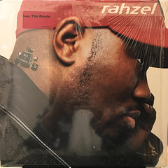 RAHZEL:ALL I KNOW(JACKET A)