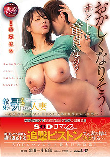 SDMU-817 Sod Romance Brother-in-law Brother Married Wife – 5 Days Continued Being Committed By The Absolute Flesh Stick To Destroy The Uterus – Hana Haruna
