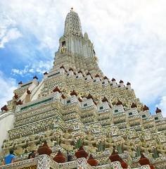 Wat Arun Ratchawararam Ratchawaramahawihan  วัดอรุณราชวราราม ราชวรมหาวิหาร