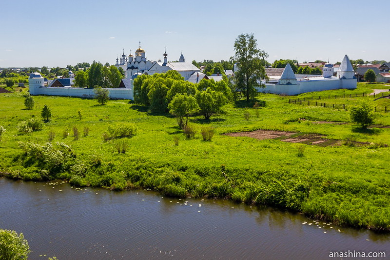 Покровский женский монастырь, Суздаль