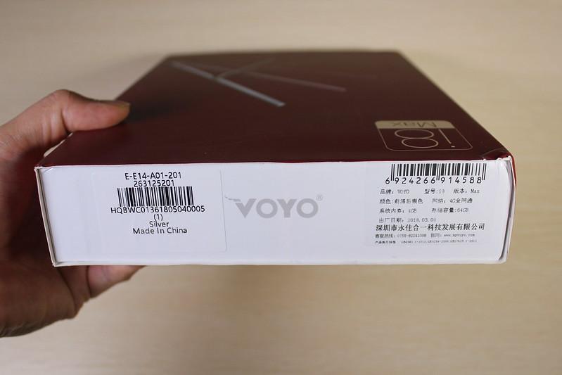 VOYO i8 Max 開封レビュー (19)