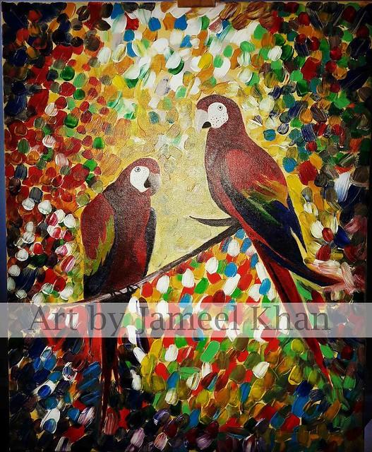 Art of Jameel Khan 23