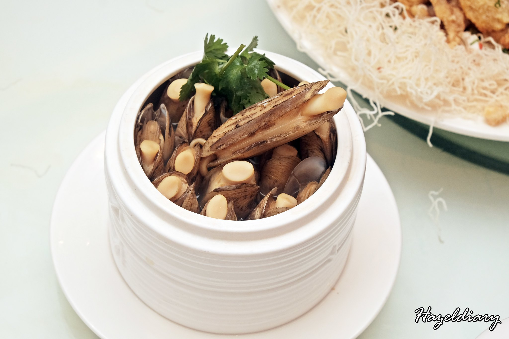 Putien-Steamed DUOTOU Clam with Wine