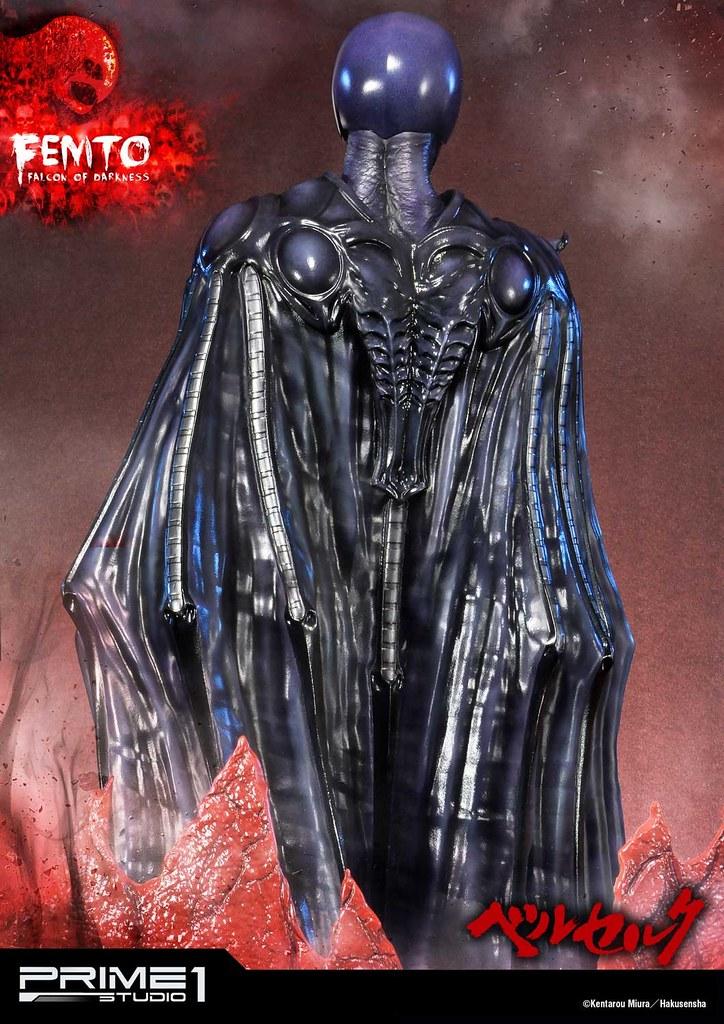 Prime 1 Studio - Ultimate Premium Masterline《烙印勇士》UPMBR-06 費姆特 1/4比例雕像(ベルセルク: フェムト スタチュー)
