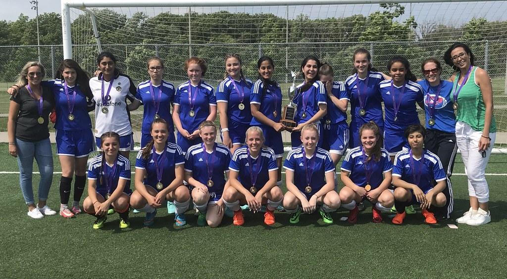 2017-18 Girls Soccer Champions