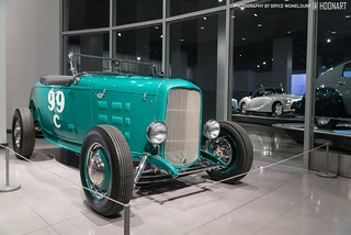 Ray Brown's 1932 Ford Hi-Boy Roadster