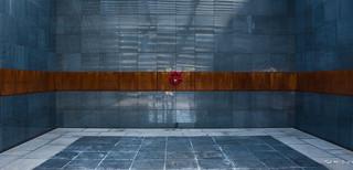 2018 - Romania - Bucharest - Holocaust Memorial - 3 of 3