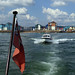 Leaving Exmouth Marina