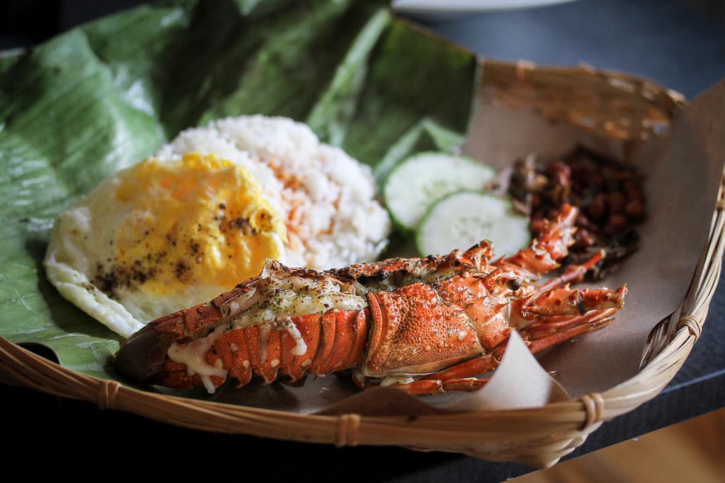 Walaku Lobster Nasi Lemak
