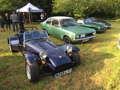 Harrow Car Club Concours meeting 05Jun18