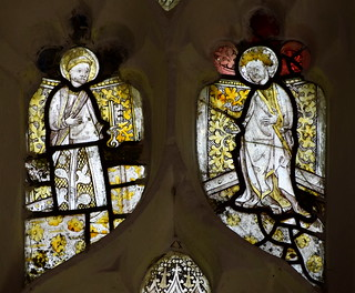 St Peter and St John (15th Century)