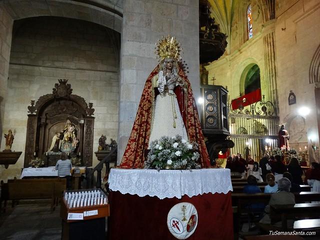 Señor de la Eucaristía procesión