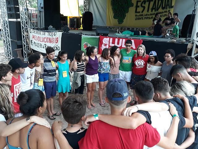 2º Acampamento Estadual do Levante Popular da Juventude - Ceará