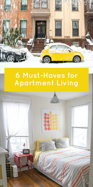 6 Must-Haves for Apartment Living