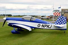 G-NPKJ Vans RV-6