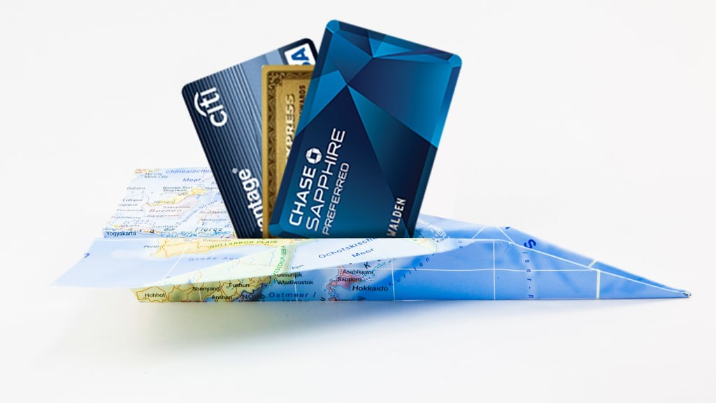 Credit Card Points Travel